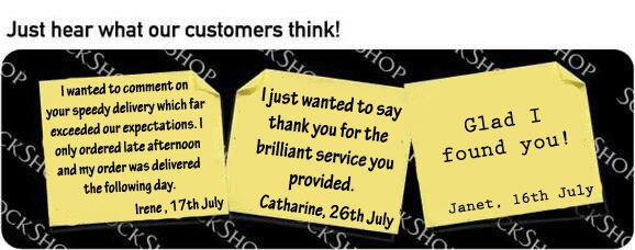 What our customers think at SockShop.co.uk - 1st August 2011