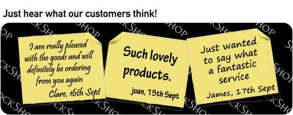 What our customers think at SockShop.co.uk - 27th September 2010