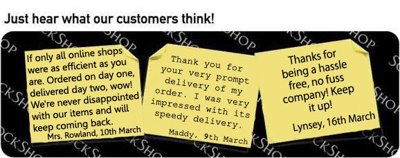 What our customers think at SockShop.co.uk - 21st March 2011