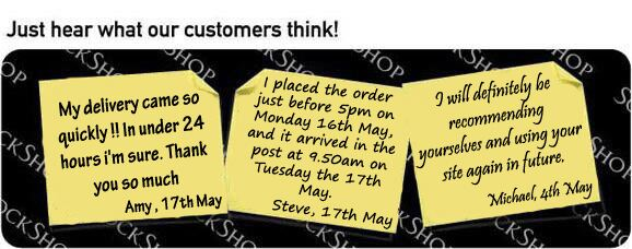 What our customers think at SockShop.co.uk - 23rd May 2011