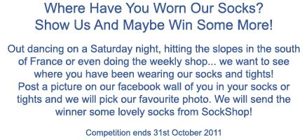 Facebook Competition >