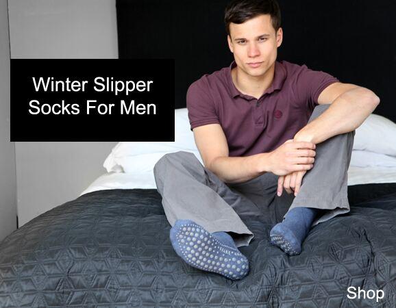 Winter Slipper Socks For Men >