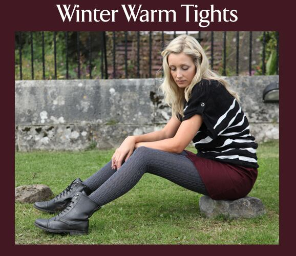 Winter Warm Tights >