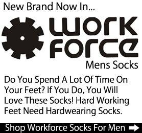 CLICK HERE - Workforce Socks For Men at SockShop